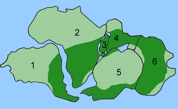 Channel Geography Example
